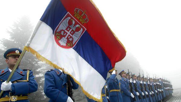 Srpska vojska za Dan državnosti  - Sputnik Srbija