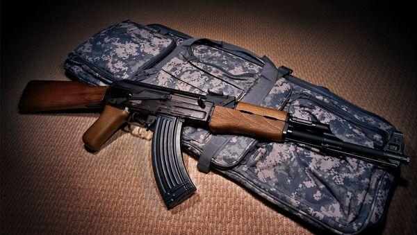 Kalašnjikov AK-47 - Sputnik Srbija