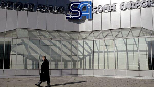 Aerodrom, Sofija, Bugarska - Sputnik Srbija
