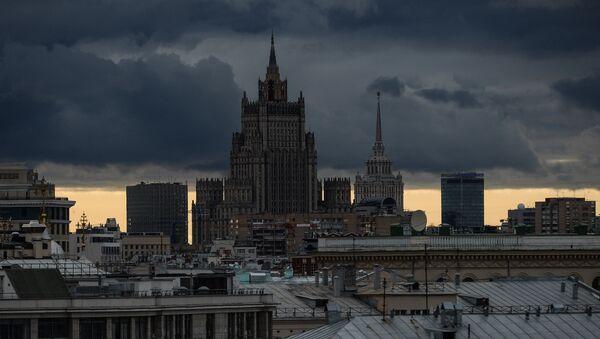 Ministarstvo inostranih poslova Rusije - Sputnik Srbija