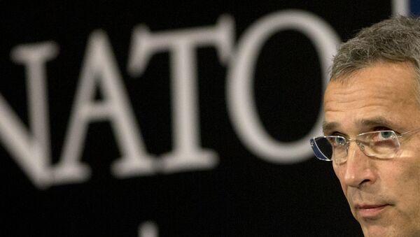 Генерални секретар НАТО-а Јенс Столтенберг - Sputnik Србија