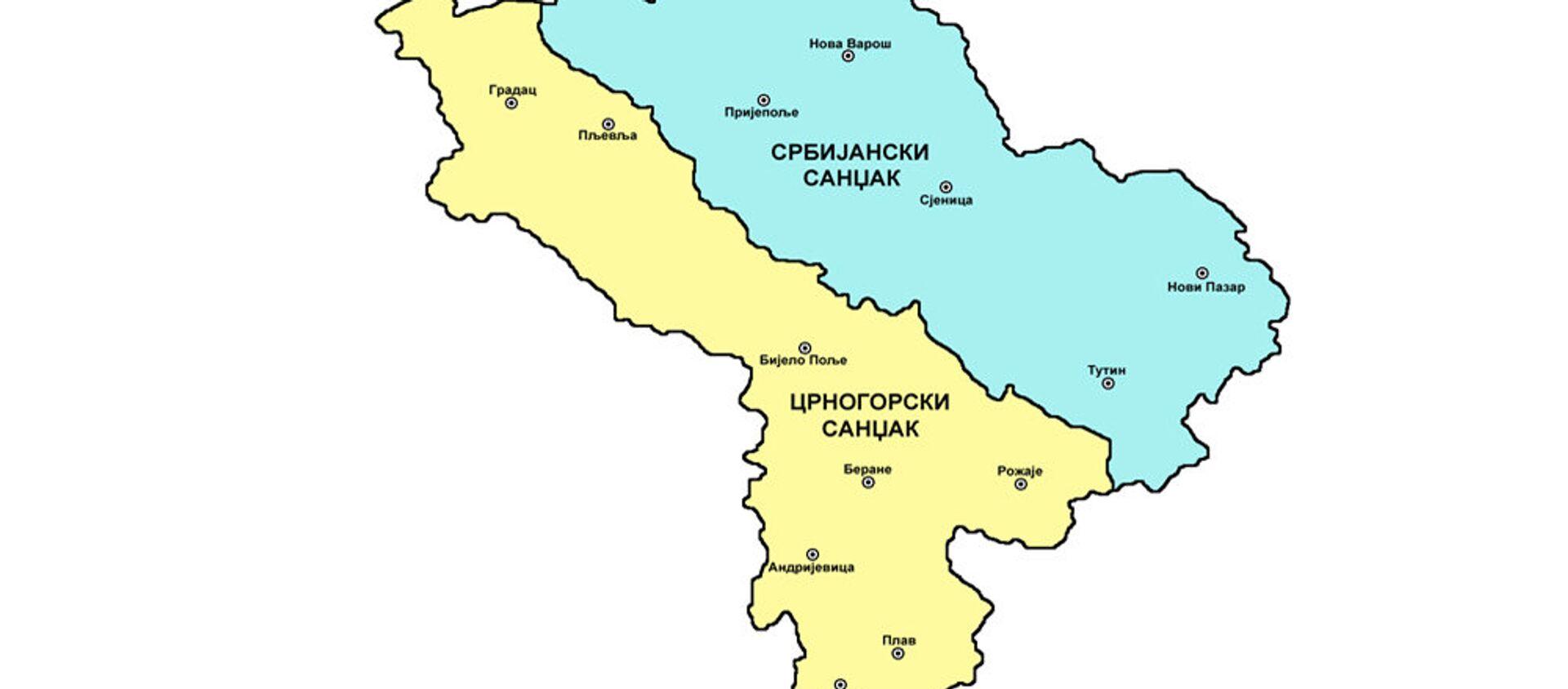 Regija Sandžaka - Sputnik Srbija, 1920, 01.05.2021