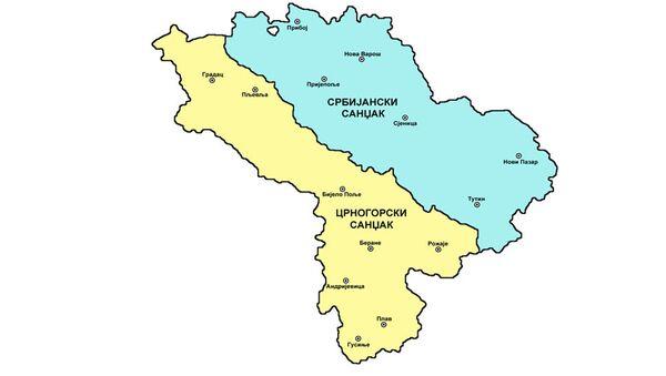 Regija Sandžaka - Sputnik Srbija