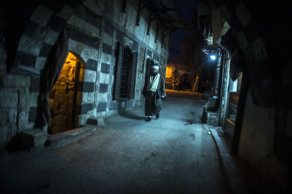 Живот упркос бомбама: Свакодневица у Дамаску - Sputnik Србија