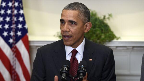 Predsednik SAD Barak Obama - Sputnik Srbija