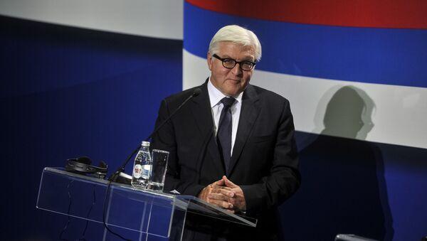 Naredni predsedavajući OEBS- Frenk Valter Štajnmajer - Sputnik Srbija