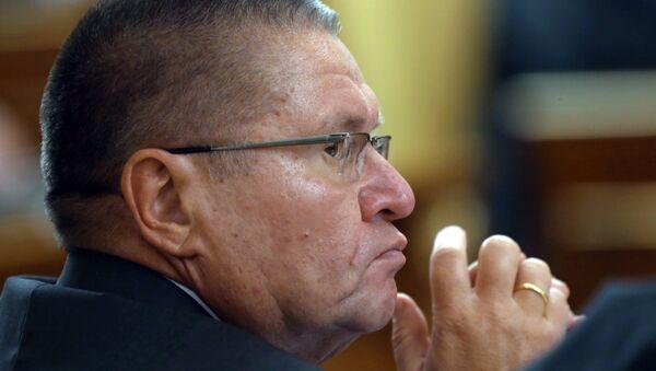 Aleksej Uljukajev, ministar ekonomije Ruske Federacije - Sputnik Srbija