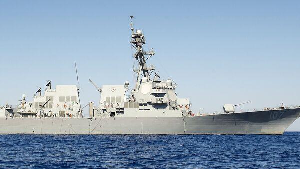 """Амерички разарач """"Грејвли"""" - Sputnik Србија"""