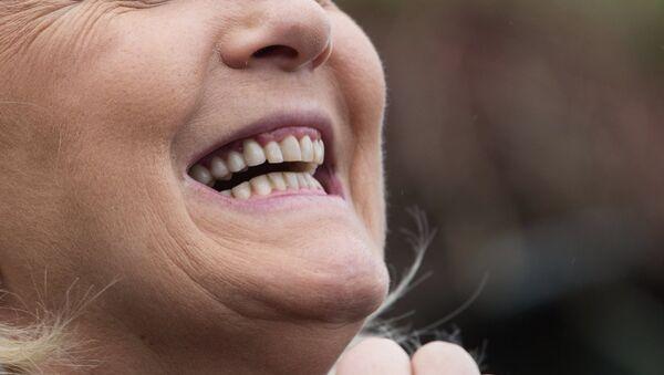 Predsednica Nacionalnog fronta Marin le Pen - Sputnik Srbija