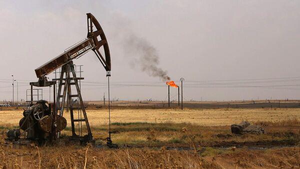 Nalazište nafte u Siriji - Sputnik Srbija