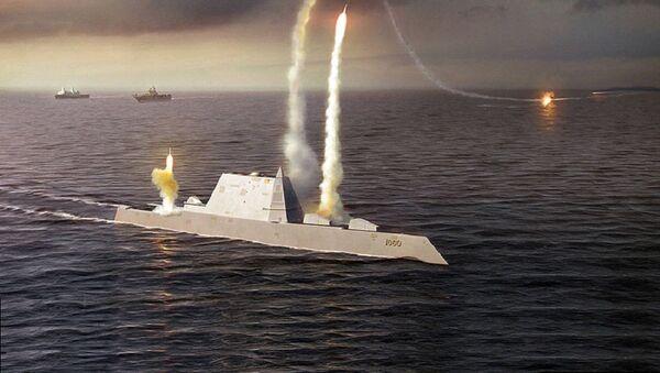 Разарач подморница, САД - Sputnik Србија