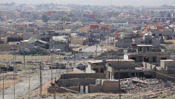 Kurdko naselje u severnom Iraku - Sputnik Srbija