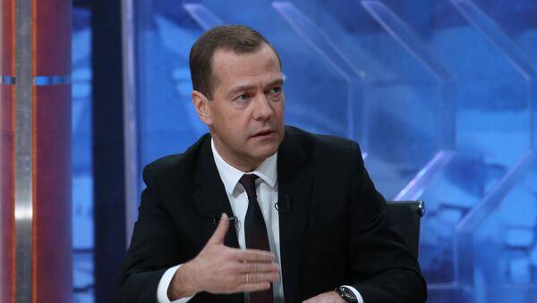 Премијер Русије Дмитриј Медведев - Sputnik Србија