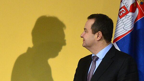 Vučićeva senka nad Dačićem - Sputnik Srbija