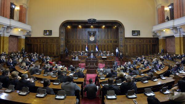 Komesar EU za proširenje i politiku susedstva Johanes Han - Sputnik Srbija