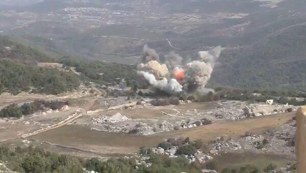 Бомбардовање Сирије - Sputnik Србија