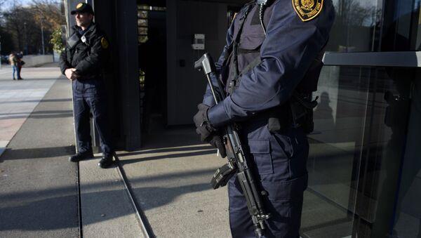 Швајцарска полиција, Женева - Sputnik Србија
