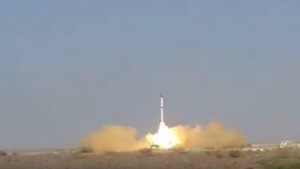 Пакистан поново тестирао балистичку ракету - Sputnik Србија