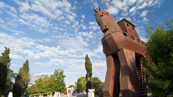 Trojanski konj - Sputnik Srbija