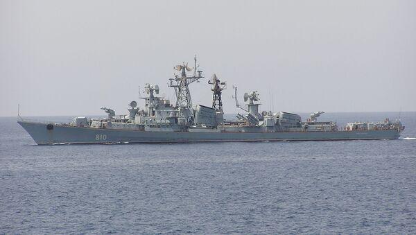 Patrolni brod Smetlivi - Sputnik Srbija