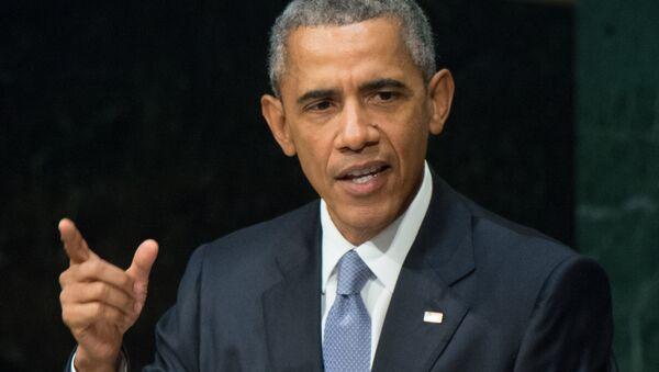 Амерички председник Барак Обама - Sputnik Србија