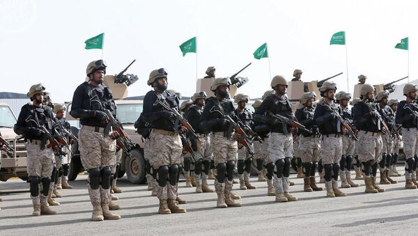 Војска Саудијске Арабије - Sputnik Србија
