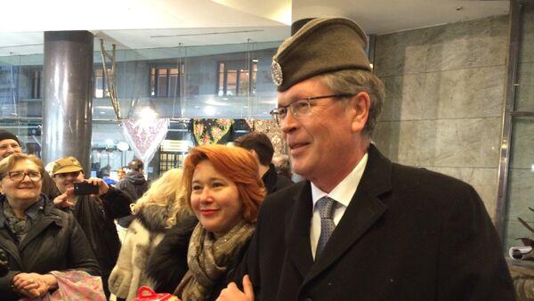 Ambasador Rusije u Beogradu Aleksandar Čepurin na Festivalu rusko-srpskog zanatstva - Sputnik Srbija