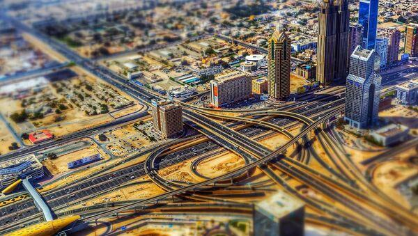 Dubai panorama - Sputnik Srbija