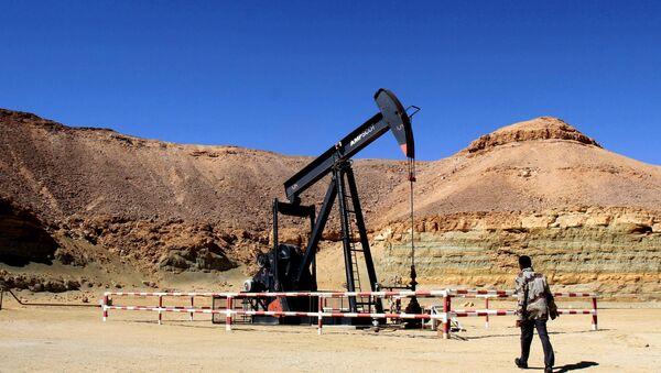 Нафтна пупма у Либији - Sputnik Србија