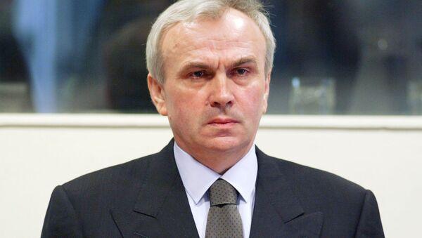 Бивши шеф државне безбедности Јовица Станишић - Sputnik Србија