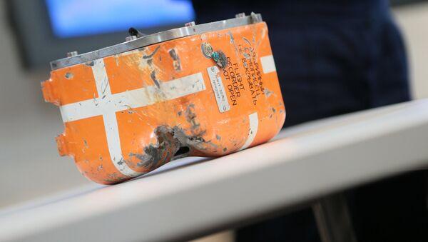 Црна кутија обореног руског бомбардера Су-24 - Sputnik Србија