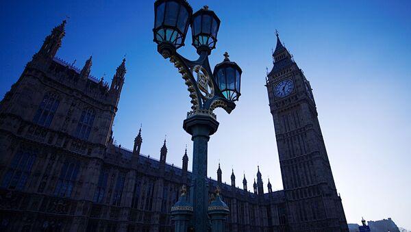 Britanski parlament u Londonu - Sputnik Srbija