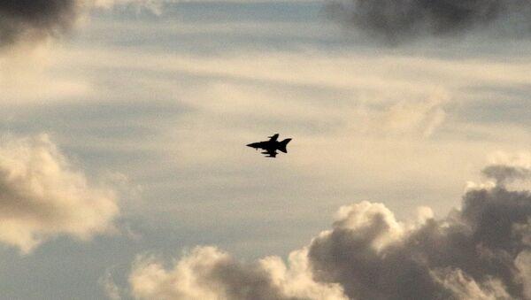 Britanski vojni avion Tornado - Sputnik Srbija