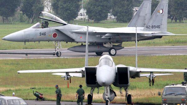 Јапански војни авион Ф-15 - Sputnik Србија