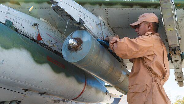 Војна база Хмејм у Сирији - Sputnik Србија