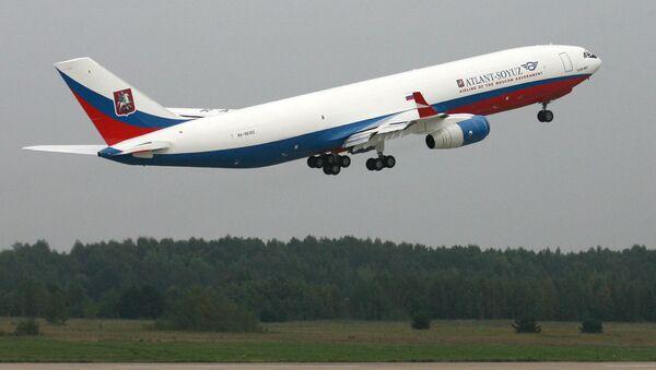 Il-96-400T teretni avion - Sputnik Srbija