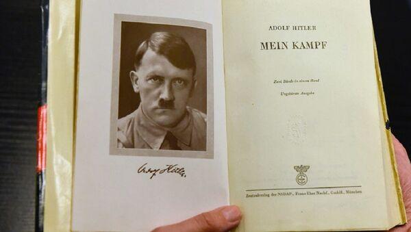 Hitler, Majn Kampf - Sputnik Srbija