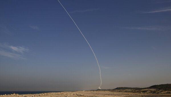 Izrael testirao raketu Arrow-3 - Sputnik Srbija