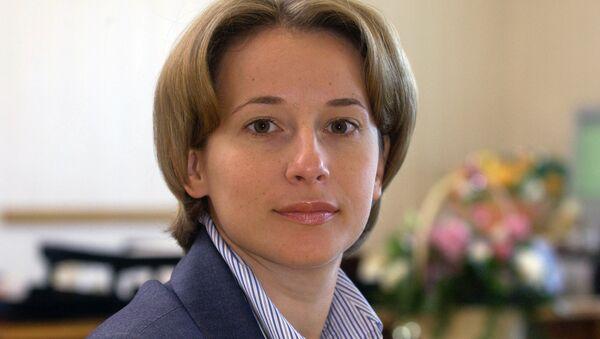 Portparol ruskog premijera Natalija Timakova - Sputnik Srbija
