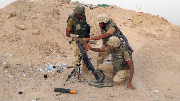 Iračka vojska - Sputnik Srbija
