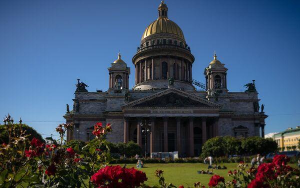 Катедрала Светог Исака у Санкт Петербургу је највећа црква у Русији. - Sputnik Србија