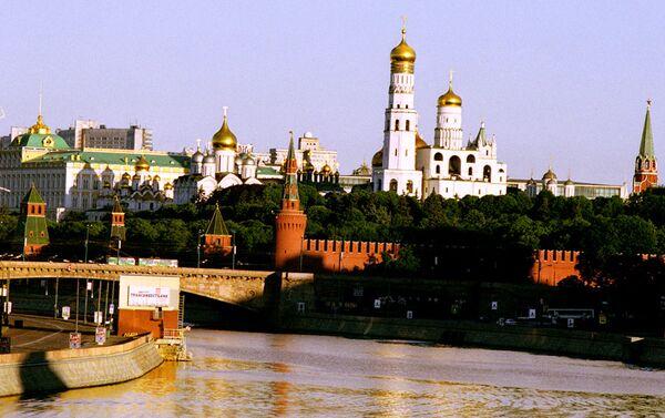 Кремљ  је руски назив за централни део руских средњовековних утврђених градова. Често се означава и најпознатији од свих — московски, подигнут између 12. и 15. века. - Sputnik Србија