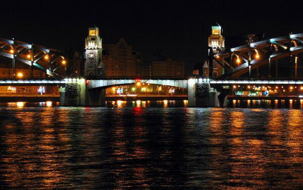 Санкт Петербург има троструко више мостова него Венеција. - Sputnik Србија