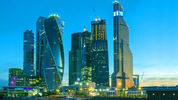 Moskovski međunarodni poslovni centar sa najvišom zgradom u Evropi - Sputnik Srbija