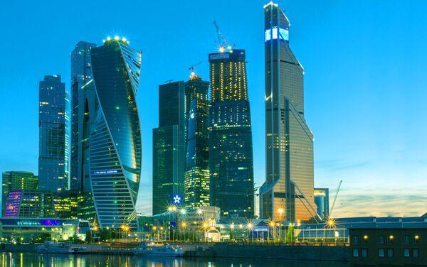 Московски међународни пословни центар са највишом зградом у Европи - Sputnik Србија