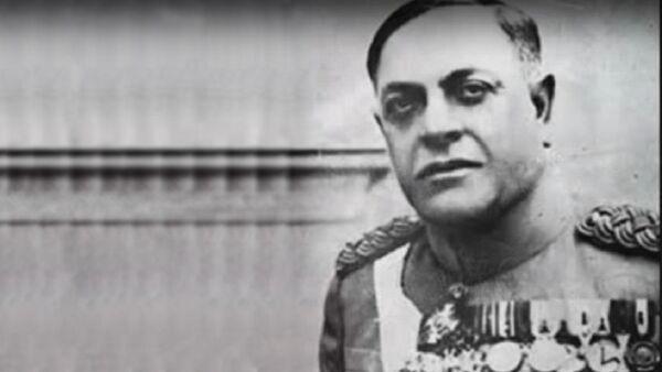 Генерал Милан Недић. председник Владе Краљевине Југославије у време окупације нацистичке Немачке - Sputnik Србија