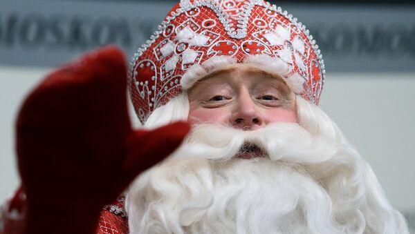 Деда Мраз - Sputnik Србија