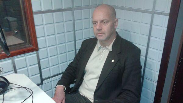 Politikolog Aleksandar Pavić - Sputnik Srbija
