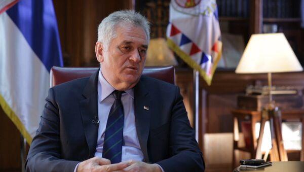 Председник Николић о Црној Гори - Sputnik Србија