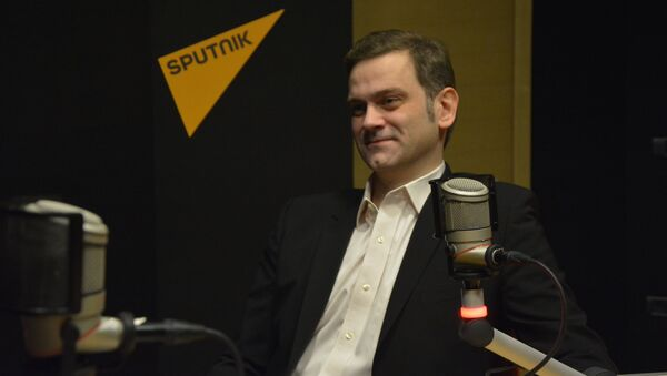 Borko Stefanović - Sputnik Srbija